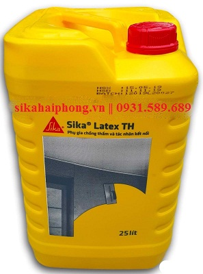 PHỤ GIA CHỐNG THẤM SIKA LATEX TH